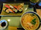 寿司とうどん