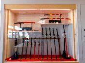 日本刀 模造刀 岐阜関刃物会館 直売場 せきてらす
